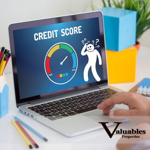 Let's talk Credit Score.
