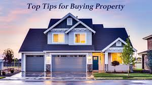 General things to note when purchasing or selling a property