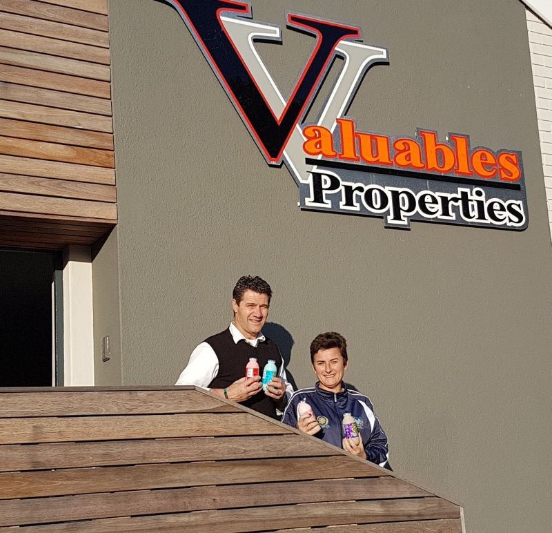 Valuables Properties had the opportunity to sponsor the SAP netball team at the recent tournament