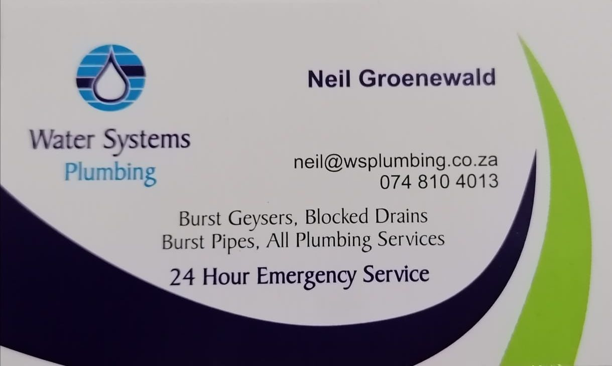 Valuables Properties can highly recommend Neil Groenewald. Neil provides truly outstanding service and a pleasure to be referred by us.
